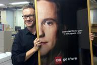 CNNのウィル・リプリー特派員=古田大輔撮影