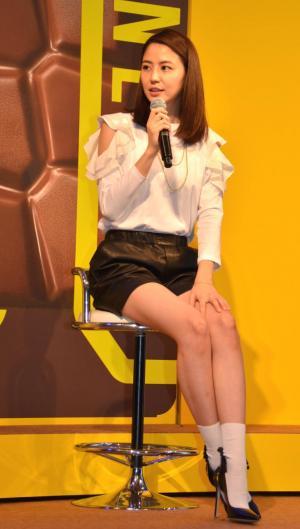女優業にかける思いを語る長澤まさみさん