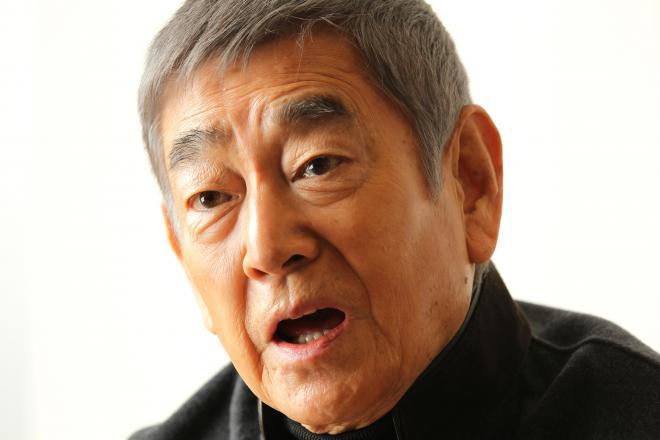「もう一本やっておきたくて」。遺作となった「あなたへ」への思いを語る高倉健さん=2011年12月