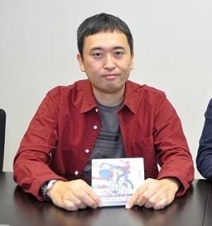 奥成洋輔・セガ『3D復刻アーカイブス』プロデューサー