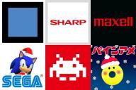 企業が相次いで社名の由来をつぶやき中=画像は各社のツイッター公式アカウントから