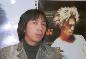 映画「GO」を監督したころの行定勲監督=2002年1月