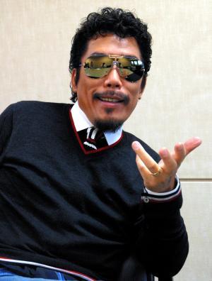 鈴木雅之さん=2011年9月
