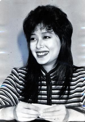 女優の夏目雅子さん