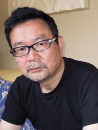 直木賞の候補となっている青山文平さん。受賞すれば2番目の高齢となる