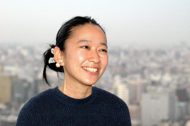 「サラバ!」で第152回直木賞を受賞した西加奈子さん