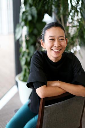 「サラバ!」で直木賞を受賞した西加奈子さん