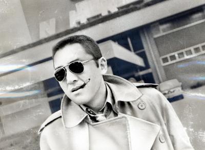 大河ドラマ主演を巡る混乱で、NHKを批判したことも=1974年11月5日掲載(写真の一部に乱れがあります)