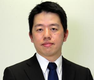 ジャパネットたかたの社長に就いた高田旭人氏=ジャパネットたかた提供