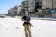 2014年春、シリアを訪れた湯川遥菜さん。湯川さんは昨年、後藤さんの忠告を聞かず出国していた