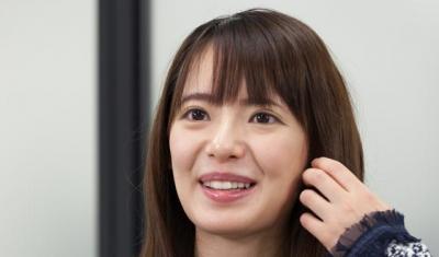 三浦奈保子さん=佐藤正人撮影
