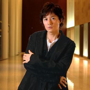 「ガリレオ」主演の福山雅治さん=2007年9月