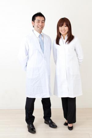 女性の医師用のパンツでは失敗も・・・