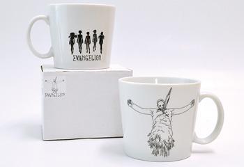 「エヴァンゲリオン展」の「リリスマグカップ」