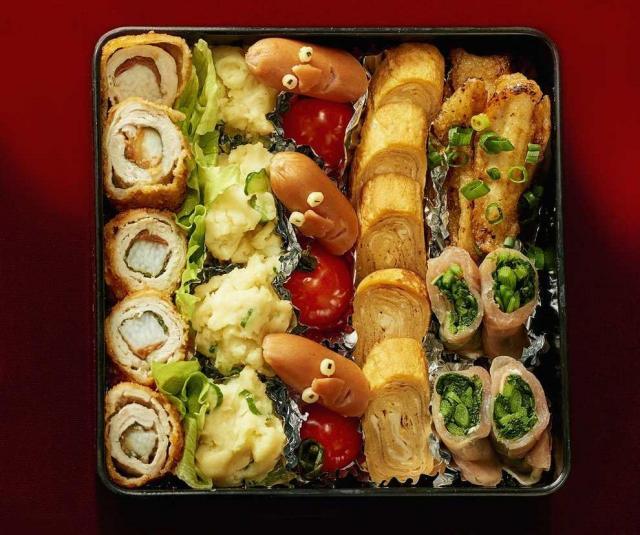 2015年01月27日の「嫌がらせ弁当・完」②=三才ブックス提供
