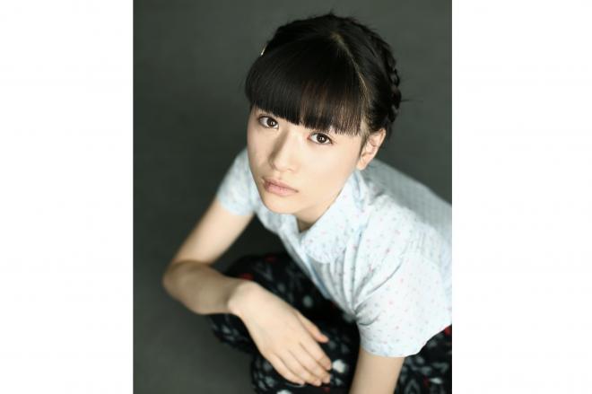 朝ドラ「マッサン」に出演する女優の優希美青さん。デビューのきっかけは震災だった=2015年2月