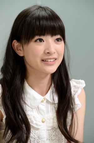 優希美青さん=2013年6月
