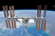 国際宇宙ステーション(ISS)=NASA提供