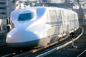 新幹線N700A=JR東海提供