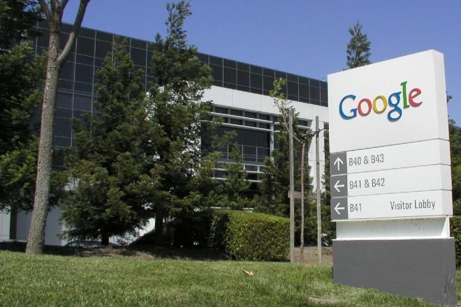 米グーグルの本社