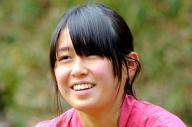 「可愛すぎる忍者」の黒井奈々恵さん。伊賀流の血筋だとか