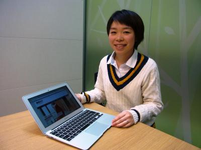 日本で、おそらくただ1人の縁側専門ライター成瀬夏実さん