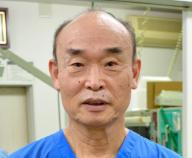 子猫を治療した中津動物病院の中津賞院長