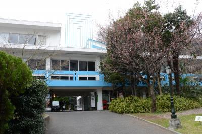 「デジタル・ショック」が開かれているアンスティチュ・フランセ東京