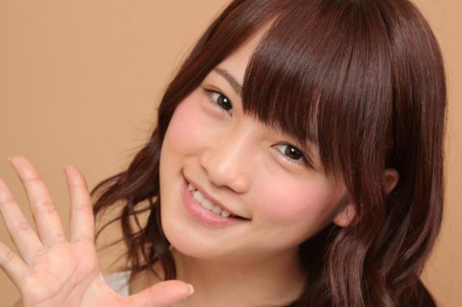 グループ卒業が発表されたAKB48の川栄李奈さん