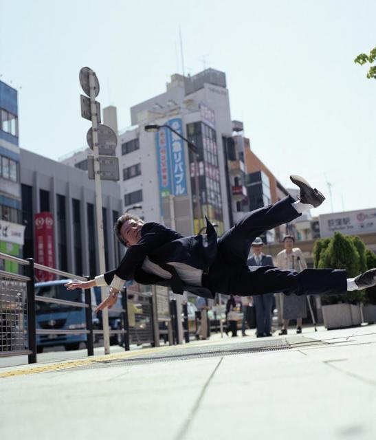 「ソラリーマン 働くって何なんだ?!」より©Yuki AOYAMA