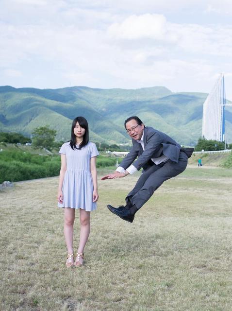 「むすめと!ソラリーマン」より©Yuki AOYAMA