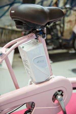 【パナソニック】GYUTTO mini DX(ギュットミニDX)のバッテリーは大容量の13.2アンペア