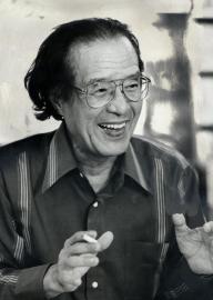 「鉄人28号」や「キリンレモン」など、数々のCMソングを生み出した作曲家・三木鶏郎さん