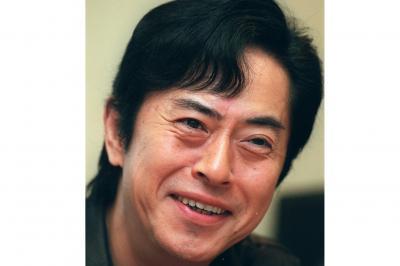 1999年ごろの水木一郎さん