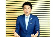 フィギュアスケートへの愛を熱く語る松岡修造さん