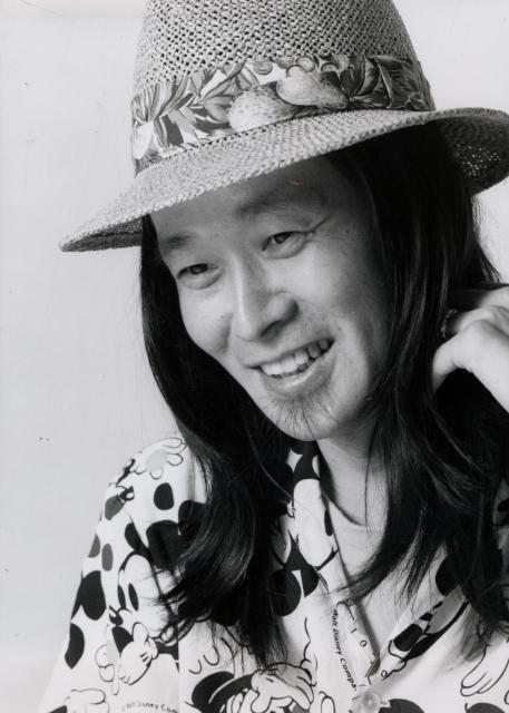 忌野清志郎さん=1994年7月