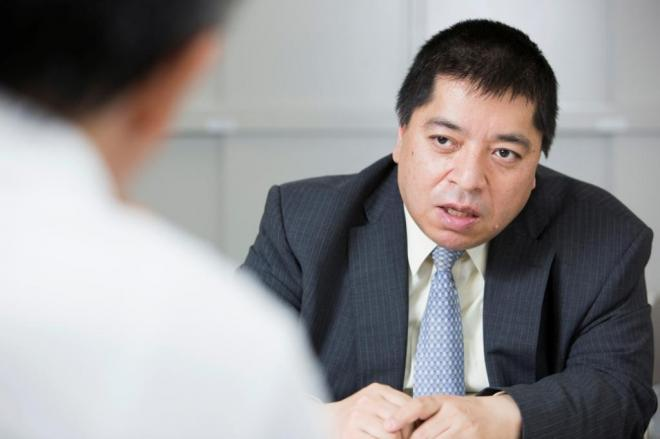 就活で使える、佐藤優氏のインテリジェンス思考法=撮影/慎 芝賢