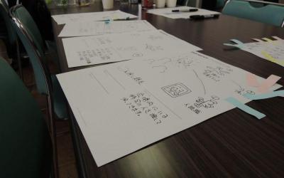 「ドローンソン」では様々なアイデアが発案された