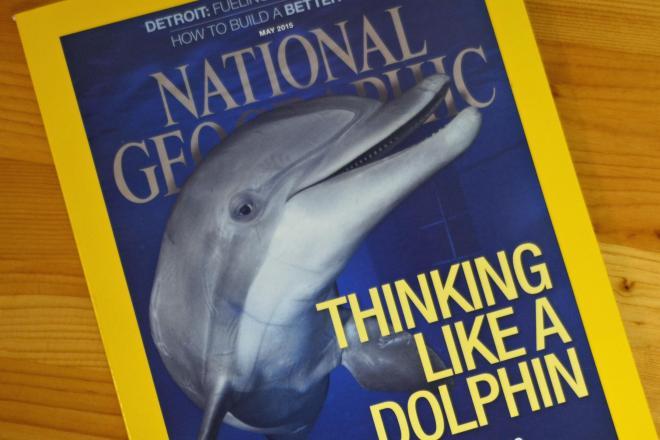 ナショナル・ジオグラフィック2015年5月号