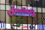 jonathan'sって最後に「's」がついてるなら、「ジョナサンズ」じゃないの?=ジョナサン有楽町店、丸山陽平撮影