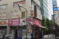 おでん缶の聖地「チチブデンキ」の自社ビル=東京都千代田区