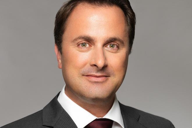 ルクセンブルクのベッテル首相=在日ルクセンブルク大使館提供(copyright : 2014 SIP / Yves Kortum)