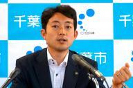 熊谷俊人・千葉市長