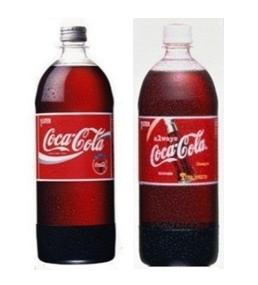 1982年に国内初導入された大型ペットボトル