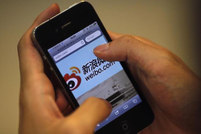 人気アカウントは大手メディアに匹敵する影響力を持つ中国版ツイッター「微博」=ロイター