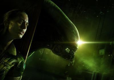 セガゲームスの新作ゲーム「エイリアン アイソレーション」=セガゲームス提供