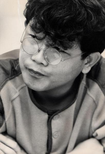 【1984年10月】笑福亭鶴瓶さん