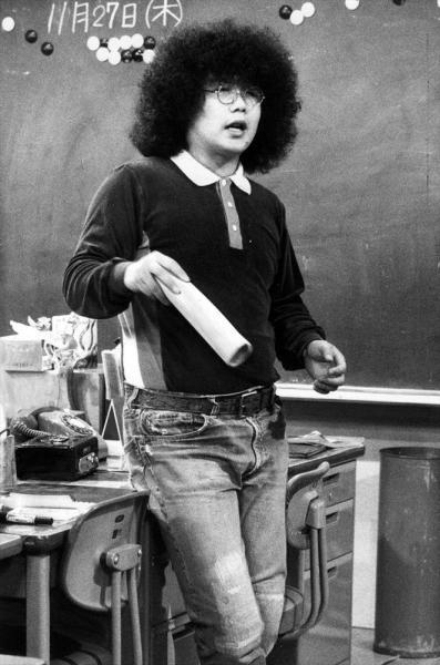 【1980年】こんな格好だったころも…笑福亭鶴瓶さん