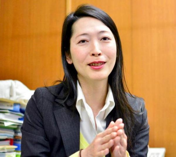 上川あや氏。日本で初めて性同一性障害を公表して東京都世田谷区議に当選