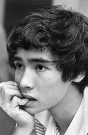 郷ひろみさん=1973年9月